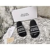Alexander McQueen Shoes for Alexander McQueen slippers for men #439952