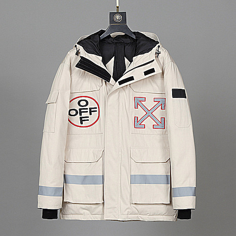 OFF WHITE AAA+ down jacket for men #440359 replica