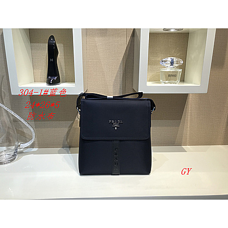 Prada bags for Prada Men's Messenger Bags #441709