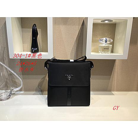 Prada bags for Prada Men's Messenger Bags #441710
