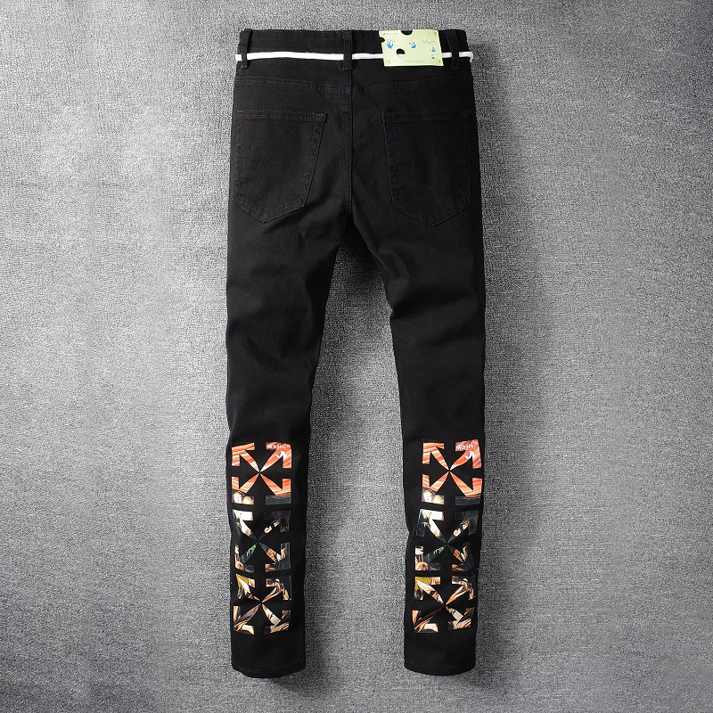 OFF WHITE Jeans for Men #442887 replica