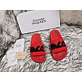 Alexander McQueen Shoes for Alexander McQueen slippers for men #440142