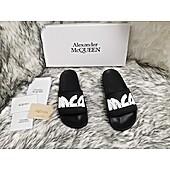 Alexander McQueen Shoes for Alexander McQueen slippers for men #440143