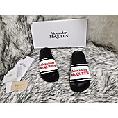 Alexander McQueen Shoes for Alexander McQueen slippers for men #440149