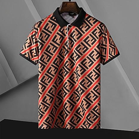 Fendi T-shirts for men #443791