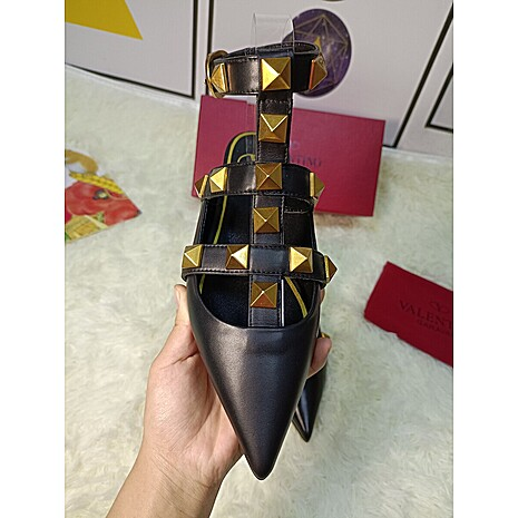 Valentino Shoes for VALENTINO Slippers for women #443870 replica