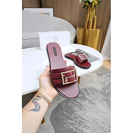 Versace shoes for versace Slippers for Women #443892 replica
