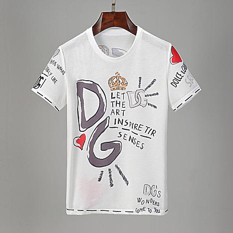 D&G T-Shirts for MEN #444032
