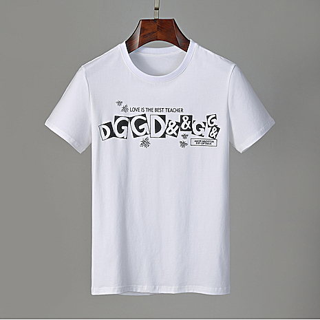 D&G T-Shirts for MEN #444045 replica