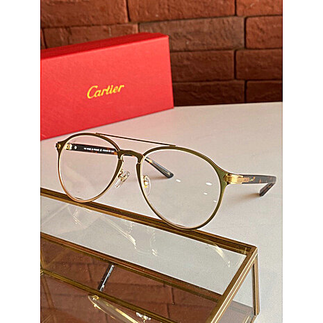 cartier AAA+ Sunglasses #444242 replica