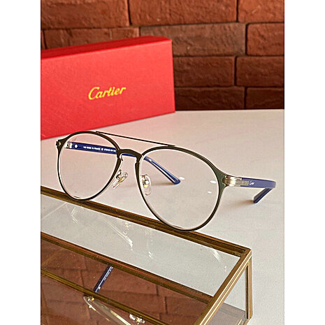 cartier AAA+ Sunglasses #444243 replica