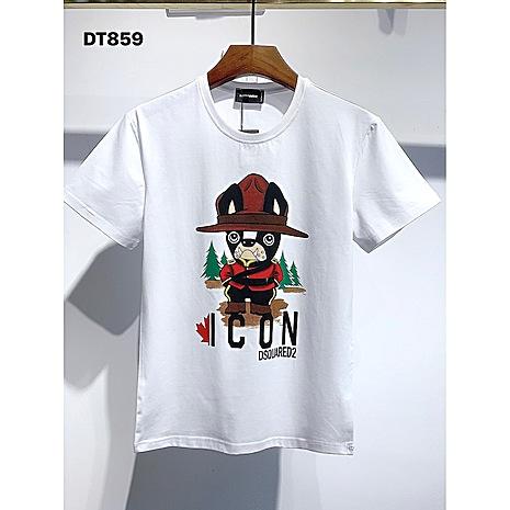 Dsquared2 T-Shirts for men #444257 replica