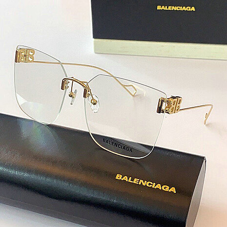 Balenciaga AAA+ Sunglasses #444287 replica