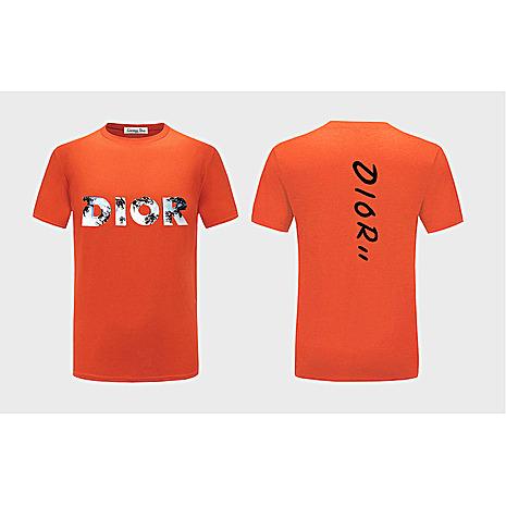 Dior T-shirts for men #444363 replica