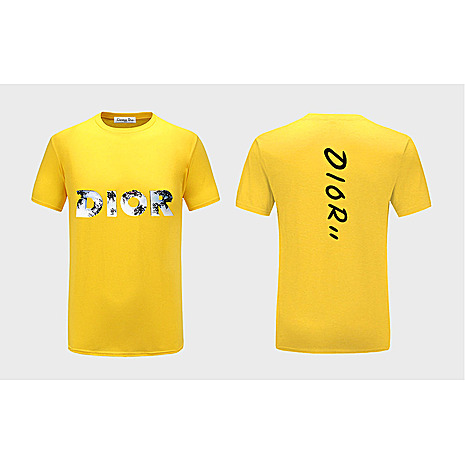 Dior T-shirts for men #444366 replica