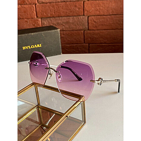 BVLGARI AAA+ Sunglasses #444407 replica