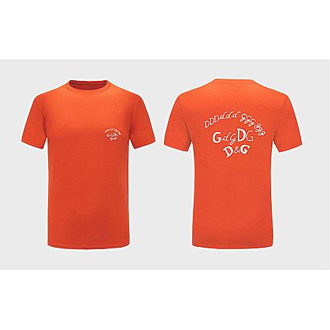 D&G T-Shirts for MEN #444490 replica
