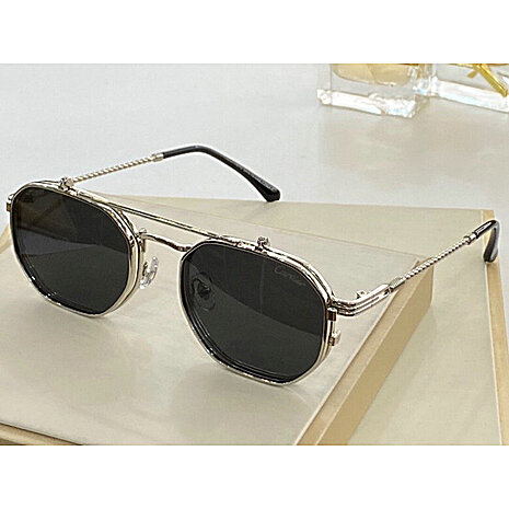 Cartier AAA+ Sunglasses #444553 replica