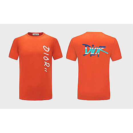 Dior T-shirts for men #444653 replica