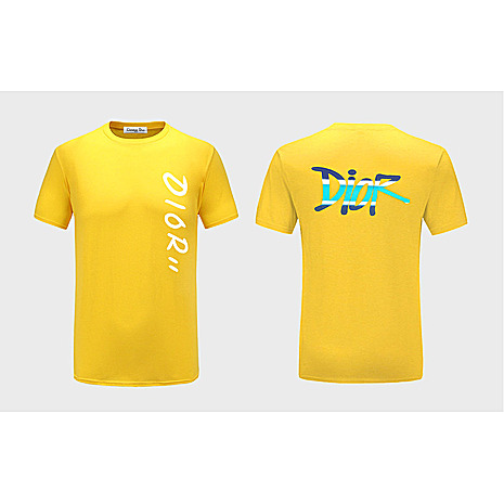 Dior T-shirts for men #444655 replica
