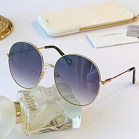 CHLOE AAA+ Sunglasses #444717 replica