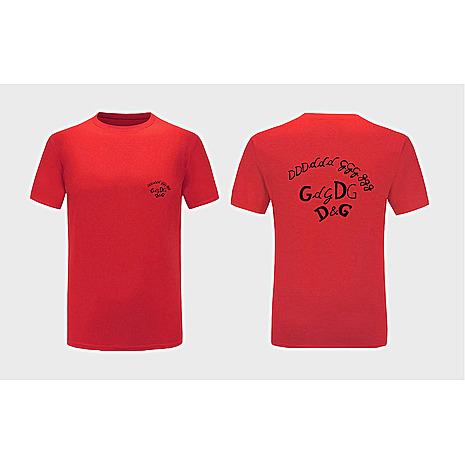 D&G T-Shirts for MEN #444724 replica
