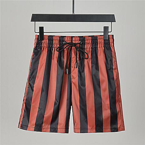 Fendi Pants for Fendi short Pants for men #445406 replica