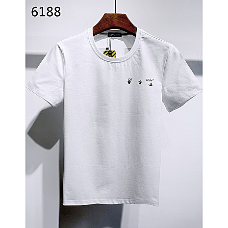 OFF WHITE T-Shirts for Men #445523 replica