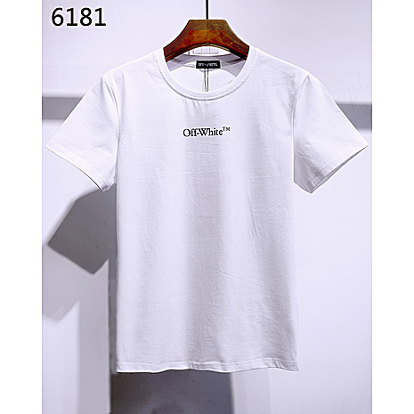 OFF WHITE T-Shirts for Men #445529 replica