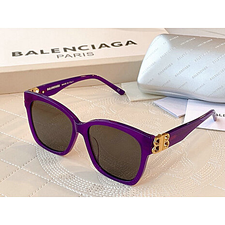 Balenciaga AAA+ Sunglasses #445845 replica