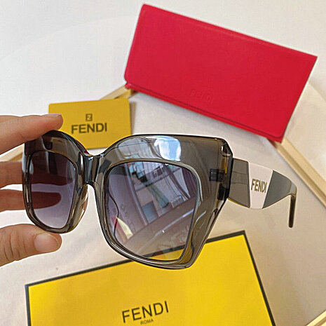 Fendi AAA+ Sunglasses #446216 replica