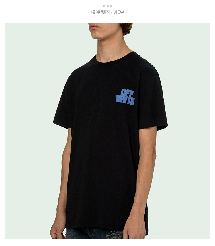 OFF WHITE T-Shirts for Men #443777 replica