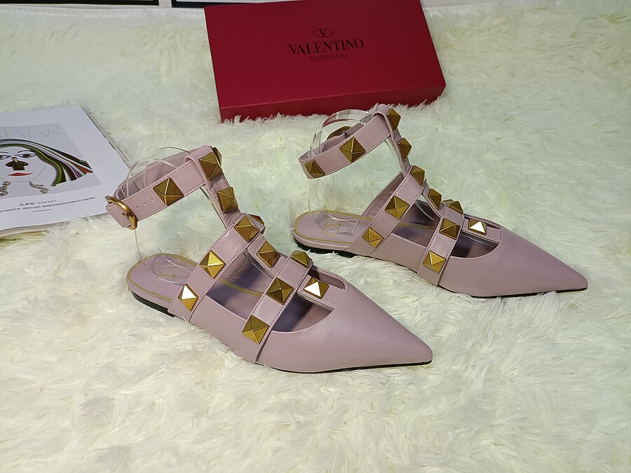 Valentino Shoes for VALENTINO Slippers for women #443873 replica