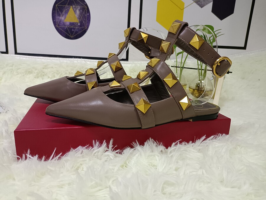 Valentino Shoes for VALENTINO Slippers for women #443877 replica