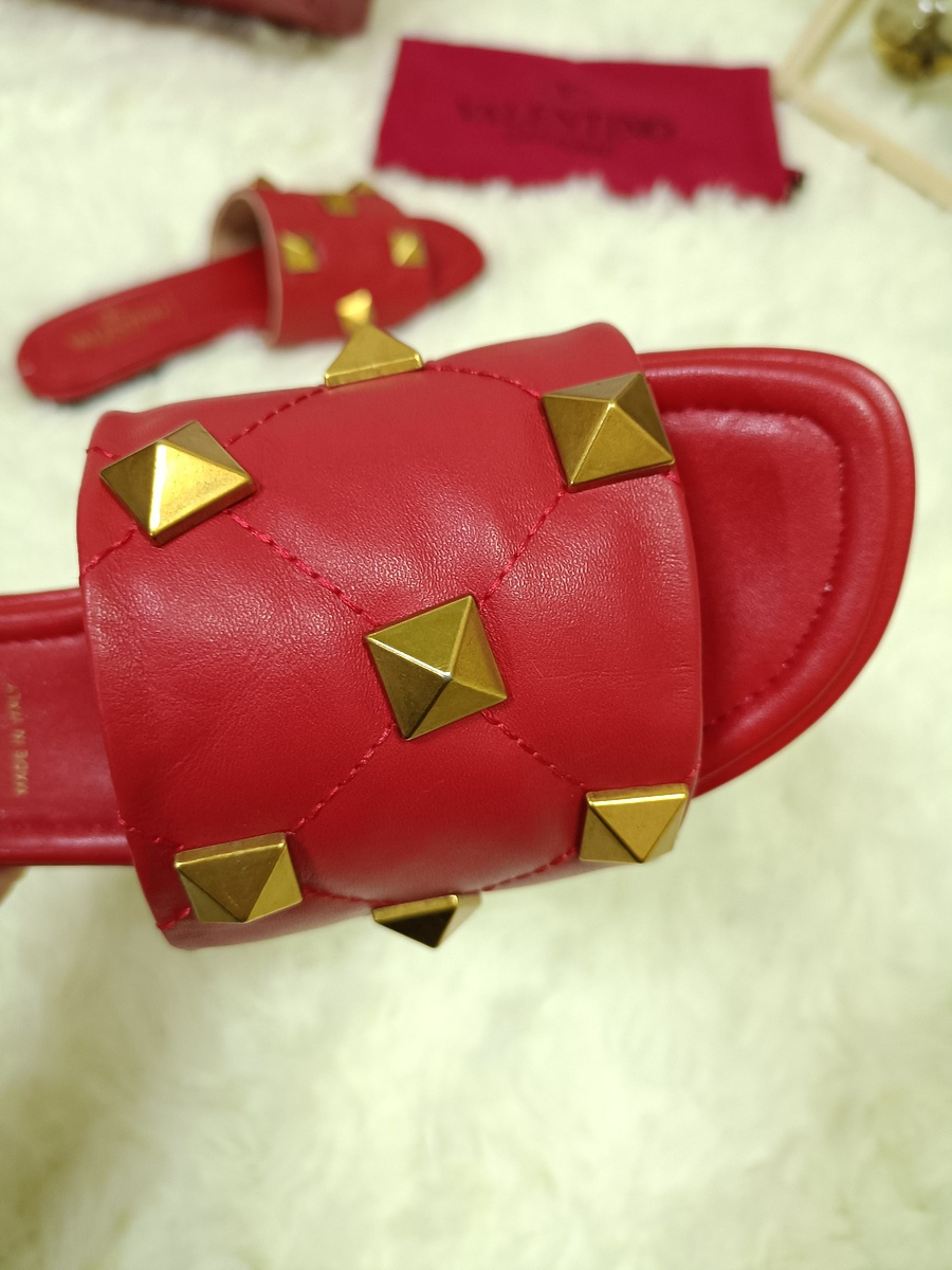Valentino Shoes for VALENTINO Slippers for women #443879 replica