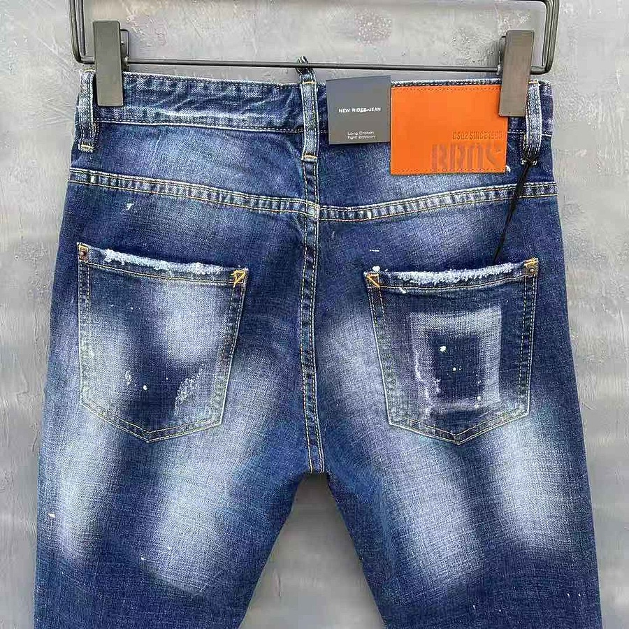 Dsquared2 Jeans for MEN #443930 replica