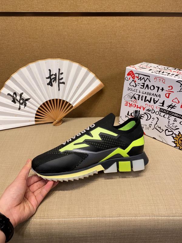 D&G Shoes for Men #443953 replica