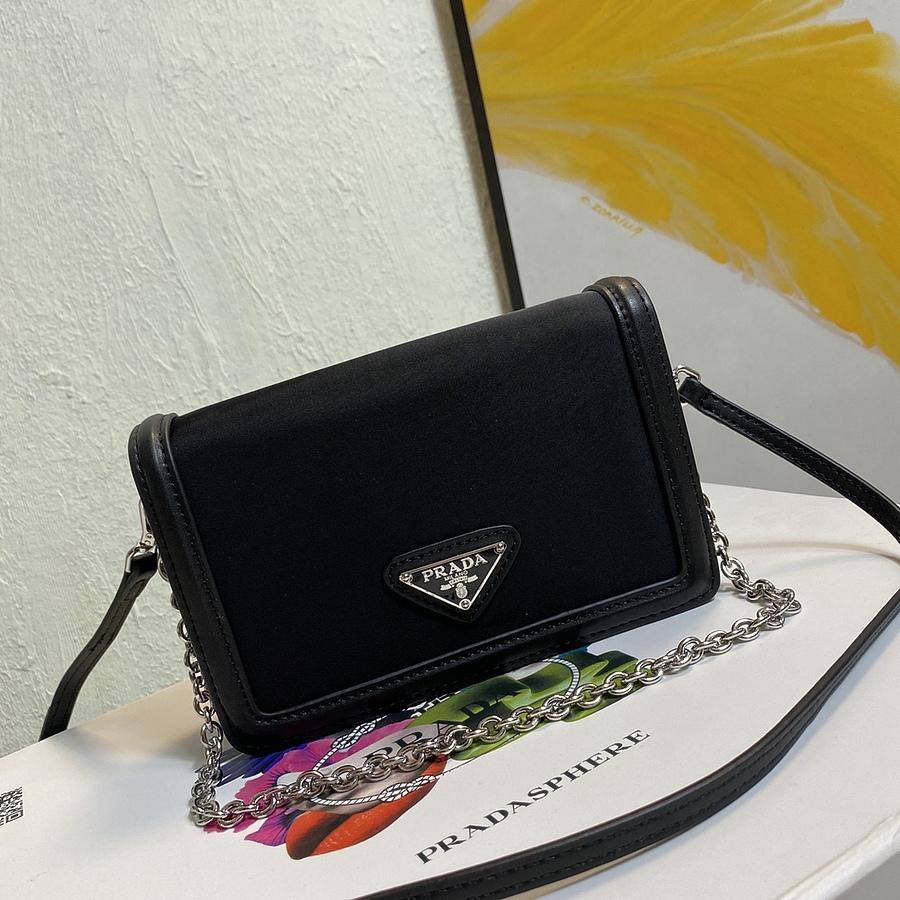 Prada AAA+ Handbags #444014 replica