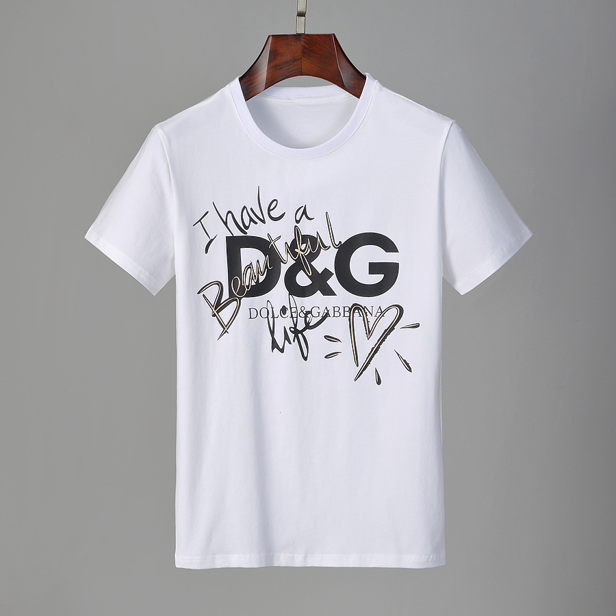 D&G T-Shirts for MEN #444026 replica