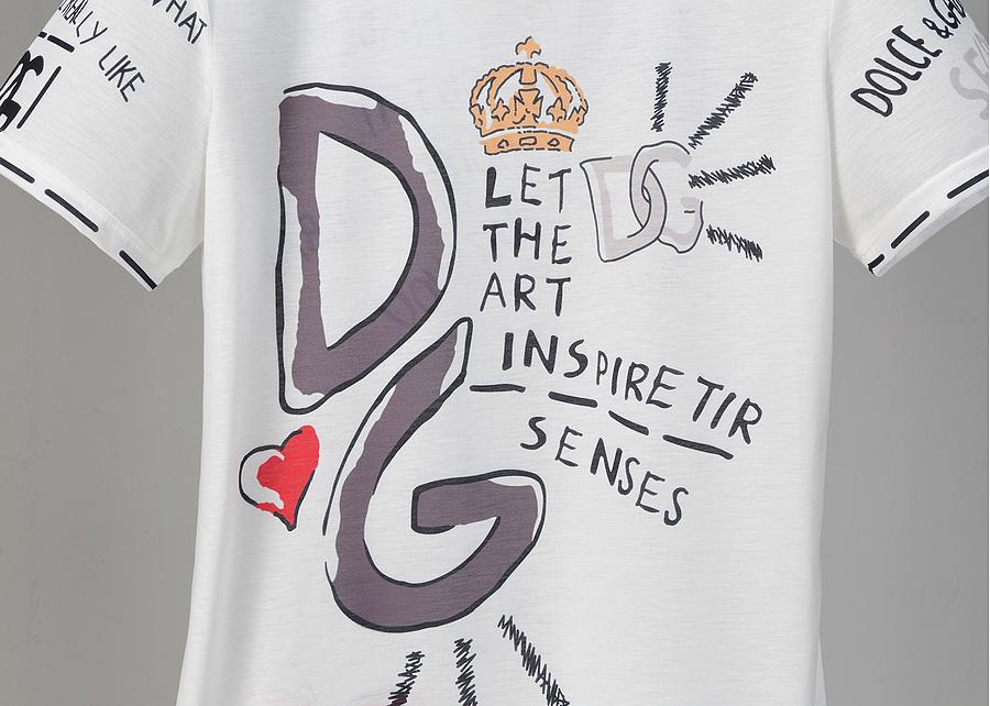 D&G T-Shirts for MEN #444032 replica