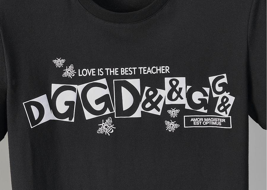 D&G T-Shirts for MEN #444044 replica