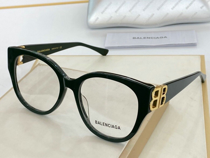 Balenciaga AAA+ Sunglasses #444103 replica