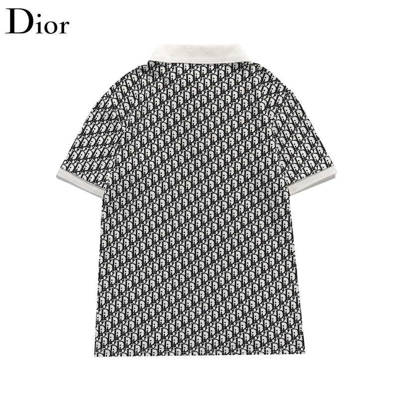 Dior T-shirts for men #444201 replica