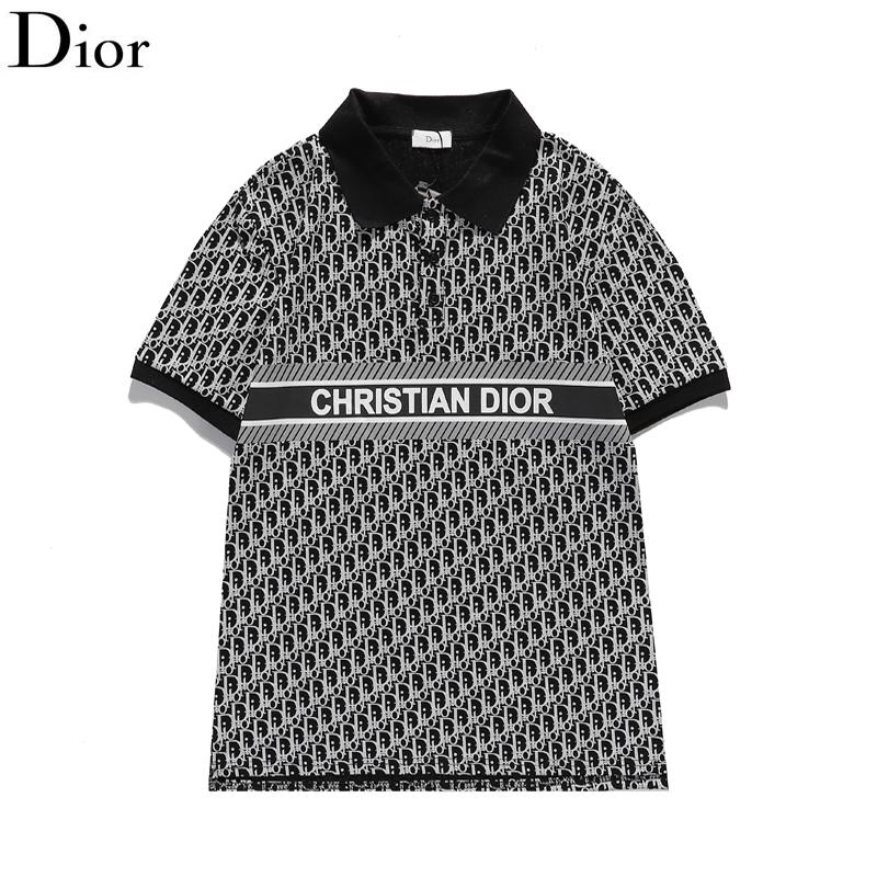 Dior T-shirts for men #444202 replica