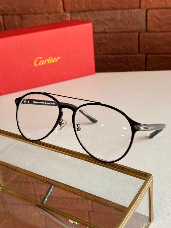 cartier AAA+ Sunglasses #444244 replica