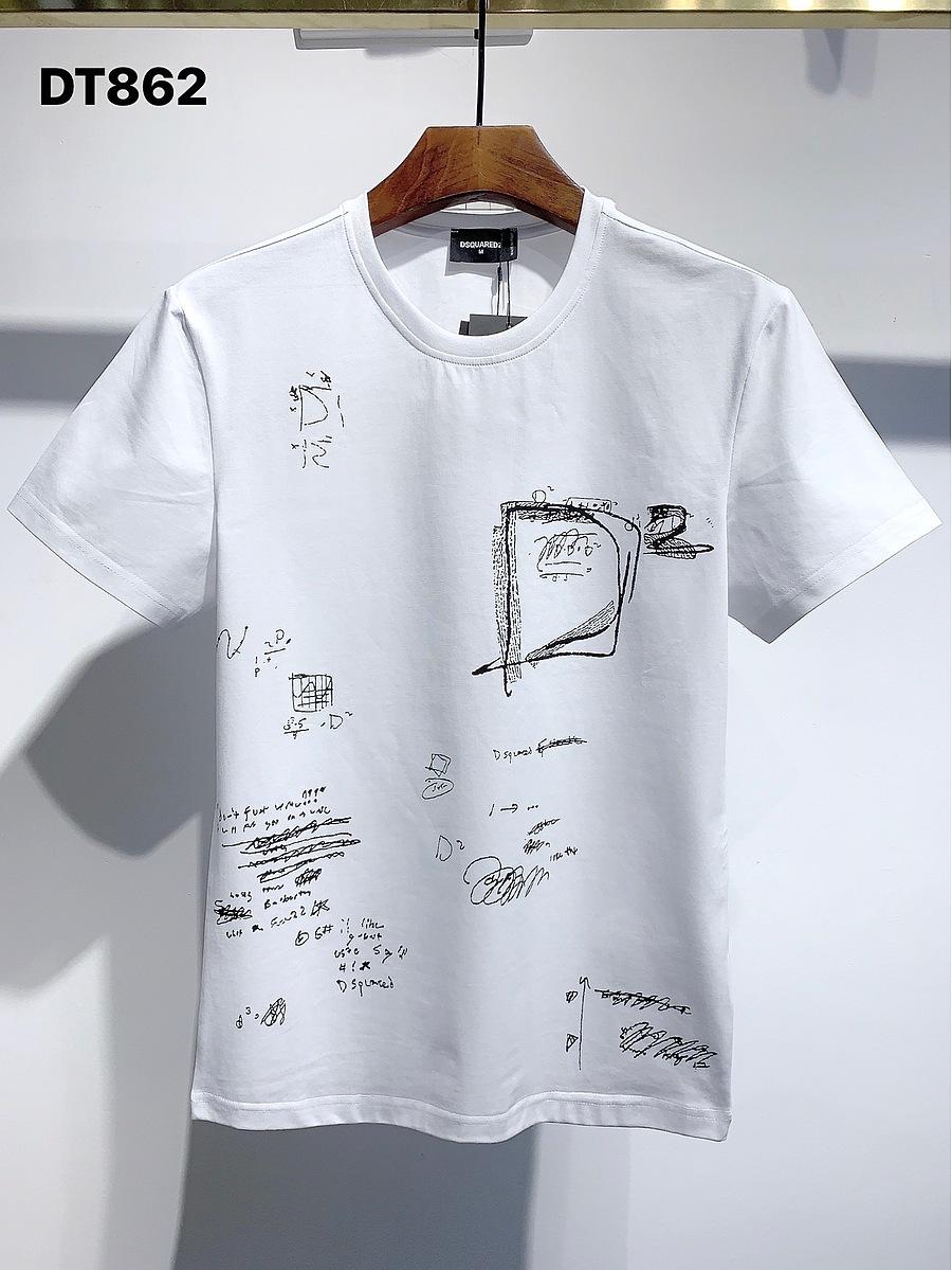 Dsquared2 T-Shirts for men #444252 replica