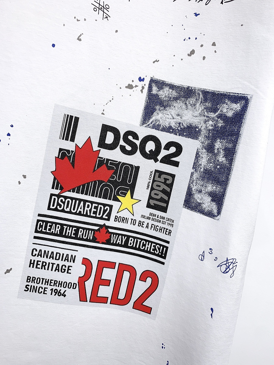 Dsquared2 T-Shirts for men #444258 replica