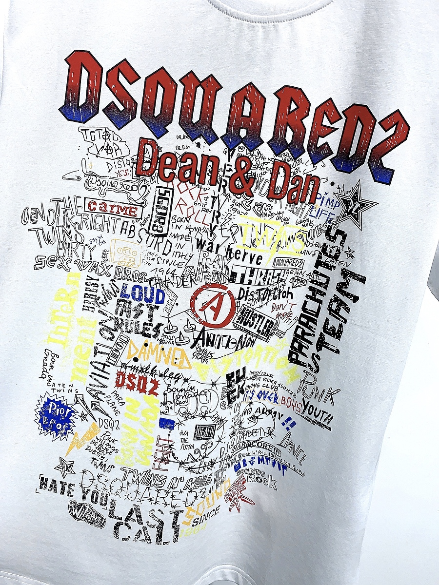Dsquared2 T-Shirts for men #444260 replica