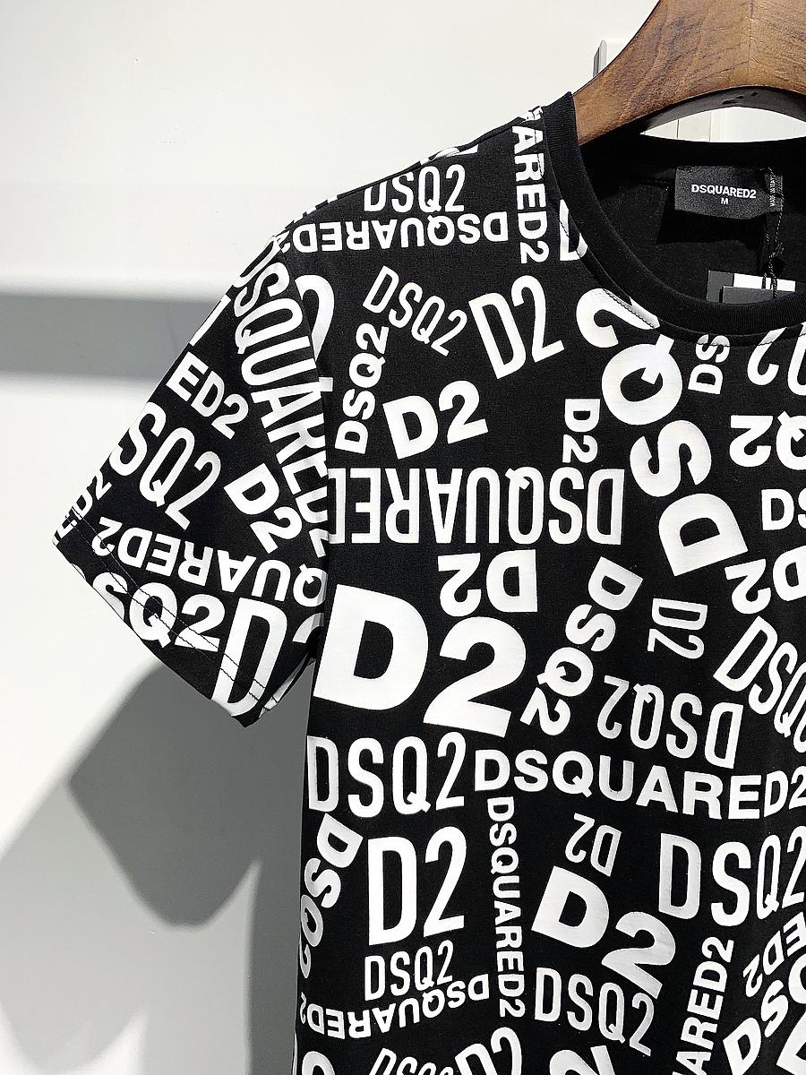 Dsquared2 T-Shirts for men #444268 replica