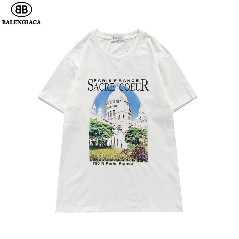 Balenciaga T-shirts for Men #444286 replica